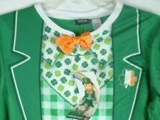 Union Suit Leprechaun Men's Costume One Piece Suit Large St. Patrick's Day Irish
