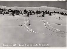 FG000100     BORMIO   CAMPI   DI  SCI  SUL  PENDIO DEL  VELLECETTA   VG  1959