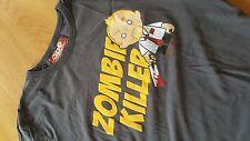 T-Shirt ZOMBIE KILLER Shirt Gr. XL Walking Dead Comic
