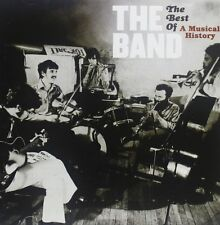 The Band - The Best of A Musical History - CD & DVD SET