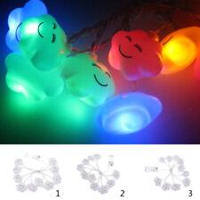 1.5m 10-LED Kids Room Decor Fairy String Light Home Garden Party Decor Lighting
