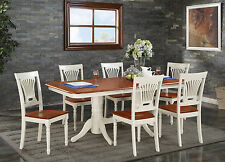 7 PC dining set-Dining table and 6 dining chairs for dining