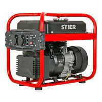 STIER Stromerzeuger SNS 200 Generator 10l Inverter Stromaggregat max 2000 W