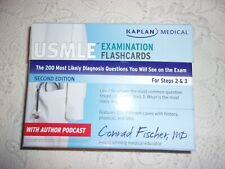 USMLE Prep: Kaplan Medical USMLE Examination Flashcards : The 200 Most Likely...