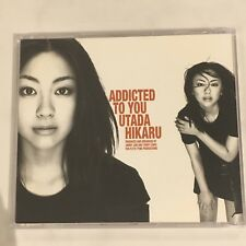 Utada Hikaru (宇多田ヒカル) Addicted To You [TOCT-4180] Japan Import First Press MAXI