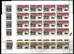 PE 16X SOMALIA 2002 - MNH - CARS - SPORTS - MOTORCYCLE - PARIS DAKAR