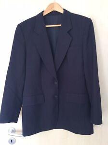 LUFTHANSA UNIFORM Flugbegleiterin Stewardess Strenesse Jacke  Gr40 Uniformjacke
