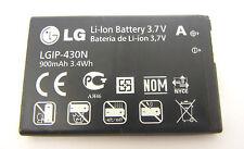 ORIGINALE LG c300 c320 gm360 gs290 t300 LGIP - 430n 900mah BATTERIA Battery Batterie