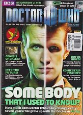 Doctor Who Magazine #449, SOME BODY That I Used To Know GENESIS Of DALEK.