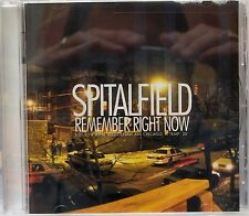 Spitalfield - Remember Right Now (CD 2003)