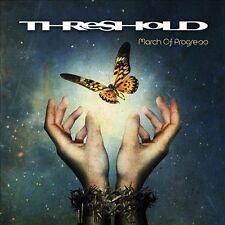 THRESHOLD - MARCH OF PROGRESS (NEW CD)