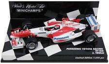 Minichamps Toyota Racing TF104 2004 - Jarno Trulli 1/43 Scale