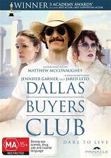Dallas Buyers Club (DVD, 2014)