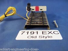 EE 7191 EXC Marklin HO M Track Stop Block Prellbock Lighted w Long Wire OLDStyle