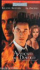VHS=L' avvocato del diavolo (1997) VHS=