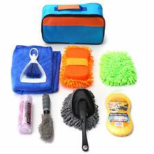 Car Cleaning Kit Products Tools Wash Clean Interior Exterior Set