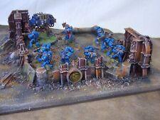 warhammer 40k  ,GW industrial terrain scenery