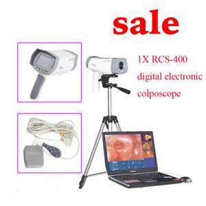Medical RCS-400Digital Electronic Colposcope Vagina DiseaseDiagnosis Clinic Use