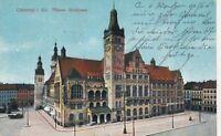AK, Ansichtskarte, Chemnitz, Rathaus (G)19182