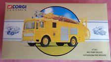 Corgi Classics 97360 AEC Rotherham Fire Brigade – Box only