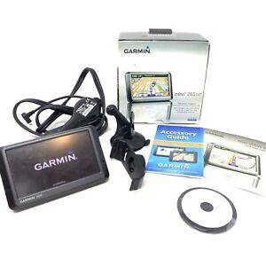 Garmin Nuvi 265WT 4.3-Inch Widescreen Bluetooth Portable GPS Navigator Traffic