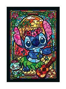 266 piece jigsaw puzzle Stained Art Stitch! stained glass (18.2x25.7cm)