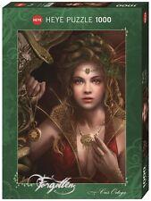 Cris ortega-gold jewellery-Heye puzzle 29614 - 1000 PCs.