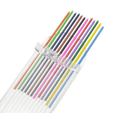 2mm Mine Bleistift Malen Zeichnen Ersatz Pencil Lead Schreibwaren 12 Farbe