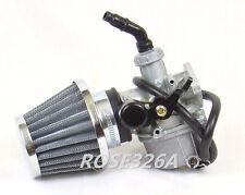 Carburetor & Air Filter for Motovox MVX70 MVX110 MVX125 70cc 110c 125cc Bike