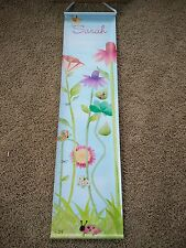 Girl's Sarah Butterfly Growth Chart