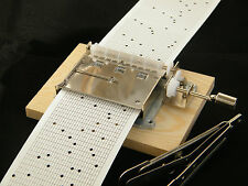 music box mechanism using strips, custom music available, 30 note, optional song