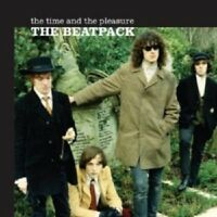 THE BEATPACK - THE TIME AND THE PLEASURE  CD NEU