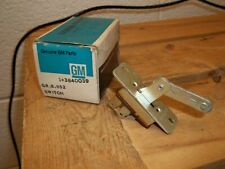 NOS 1964-1972 Chevy GMC Truck Heater Control Switch Assembly (EXC. AC) #3840039