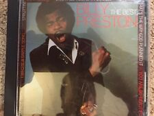 Billy Preston: The Best 1982 USED CD Nothing From Nothing You Are So Beautiful