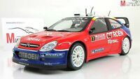 Scale model 1:18 Citroen Xsara WRC S.Loeb, D.Elena Winner, Rallye M Carlo 2005