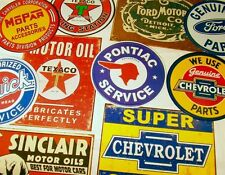 15 Novelty Metal Signs From My Listings At Wholesale Price USA Made New Bulk Lot