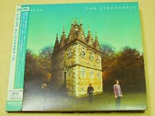 Temples / Sun Structures / Japan Import / 2 Bonus Tracks