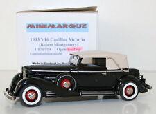 MINIMARQUE 1/43 GRB91A 1933 V16 CADILLAC VICTORIA ROBERT MONTGOMERY ROOF UP VER