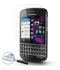100% Original BlackBerry Q10 Protector de Pantalla de Cristal Templado Real De Alta Calidad