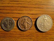 Serie de monedas de CONSEJO ASTURIAS Y LEON GUERRA CIVIL