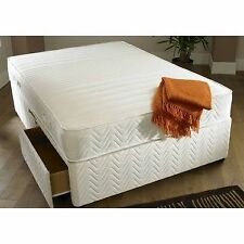 Fabric Memory Foam Firm Beds with Mattresses