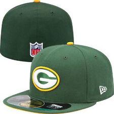 Green Bay Packers Kid's NFL New Era Classic Hat Cap Flat Bill Brim Fitted Youth
