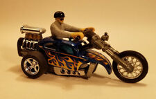 1 of a Kind HOT WHEELS Customized RRRumblers Trike Car 3 wheeler VW Real Riders