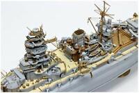 Pontus model 1/350 Japanese Navy battleship Nagato 1941 detail up set parts for