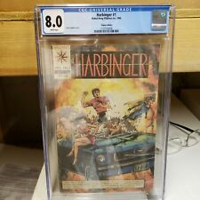 HARBINGER # 1 Valiant CGC 8.0  PHILIPPINES  EDITION