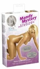 Bambola gonfiabile per Giochi erotici Inflatable Love Doll Mandy Mystery