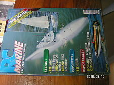 1?µ µ? Revue RC Marine n°95 Zeeland  Le SEEHUND Inshore Grand Prix Innovator