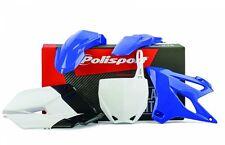 Polisport Motocross MX Plastic Kit for Yamaha YZ 85 2015 - 2020 Blue White 90661