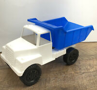 Vintage Old Plastic 1970s Amloid Corp. Dump Truck - Riverdale NJ - Made in USA