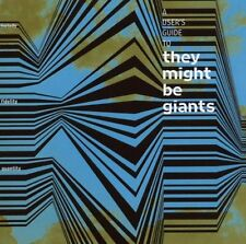 They Might Be Giants - A Users Guide To They Might Be Giants [CD]